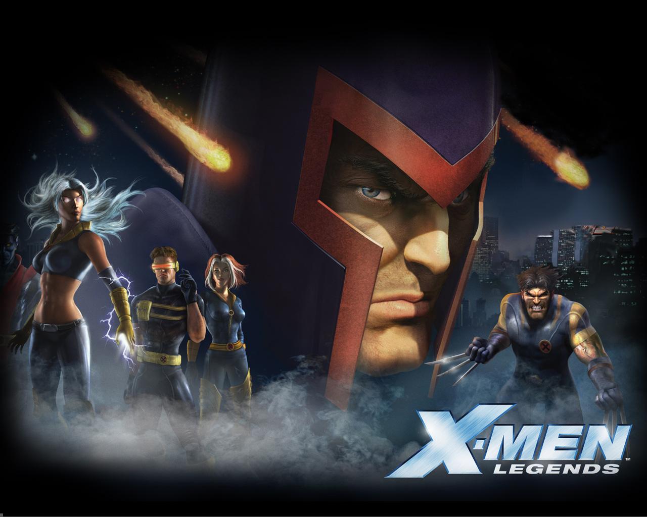 Wallpapers X-Men LegendsX Men Wallpaper