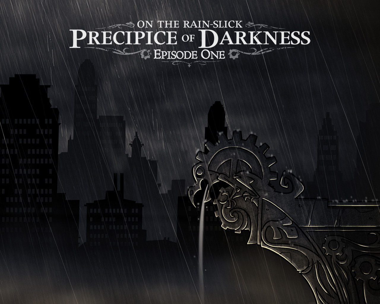 Arcade Adventures On The Rain Slick Precipice Of Darkness Episode 1