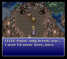 Pour la majorité des personnages, les évènements du jeu sont l'occasion d'une thérapie pour sortir de leur déprime.